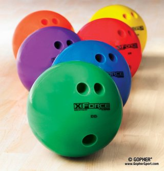 Rainbow® X-Force™ Bowling Balls