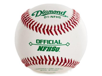 Diamond® D-1 Game Baseballs