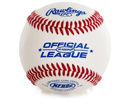 Rawlings® R100NF Game Baseballs