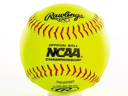 Rawlings® NC12L Official NCAA Championship Fast Pitch Softball