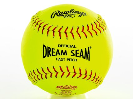 Rawlings® C12RYLAH Dream Seam® ASA/NFHS Fast Pitch Softball
