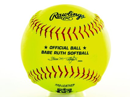 Rawlings® Official Babe Ruth Fast Pitch Softball