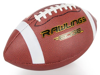 Rawlings Edge Composite Footballs