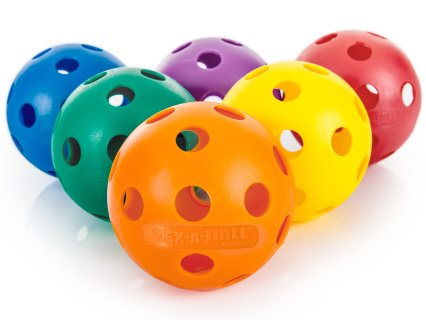 Rainbow® Flex-A-Ball™ Balls