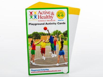 AHS™ Playground Activities Cards
