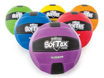 Rainbow® SofTex™ Volleyballs