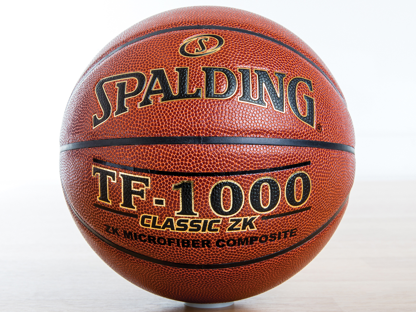 Spalding TF-1000 Classic ZK Composite Basketball