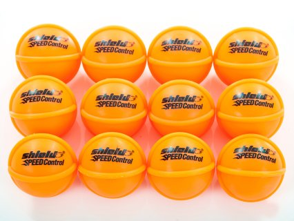 Shield Speed Control Ball - Set of 12