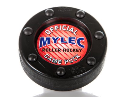 Mylec Official Roller Hockey Game Pucks