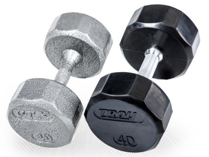 Troy 12-Sided Dumbbell Sets