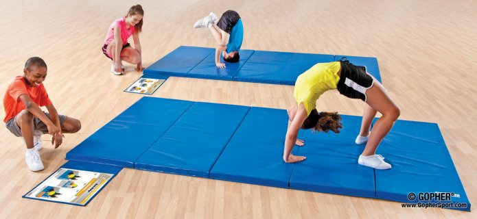 ClassPlus™ TumblePro® Teach™ Mat Packs