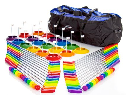 Rainbow® Putting Packs and Sets
