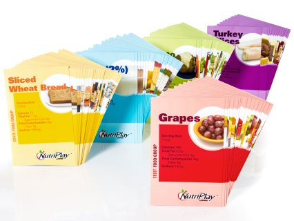 NutriPlay™ Nutrition Cards