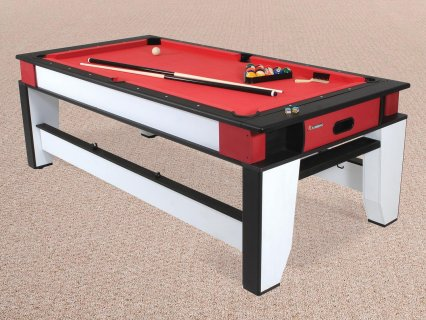 Air Hockey And Billiards All In One Table