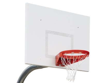 Bison Heavy-Duty Outdoor Basketball Systems