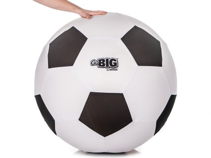 Large soccer cage ball