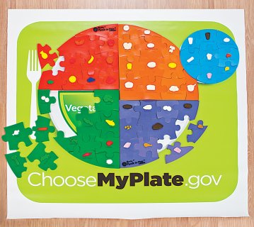 NutriPlay™ Puzzle to Plate™
