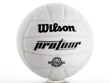 Wilson® Pro Tour Synthetic Leather Volleyball