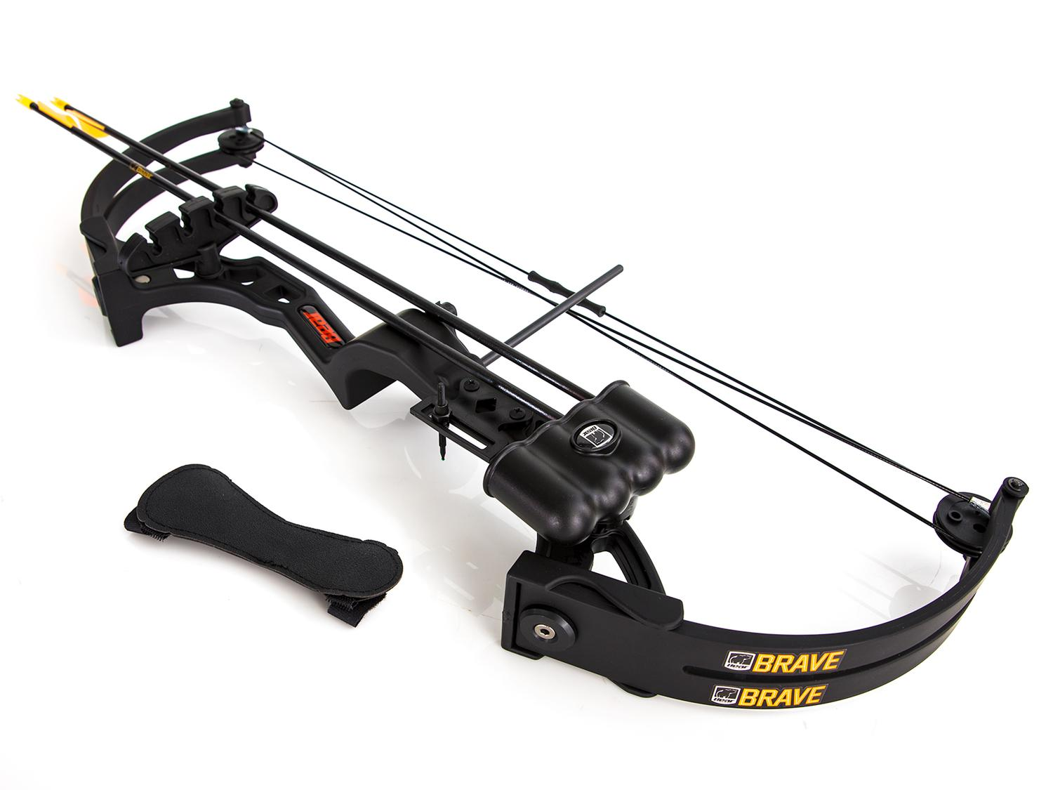 Perfect compound bow set for beginners