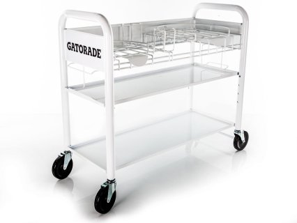 Gatorade Cooler Carts
