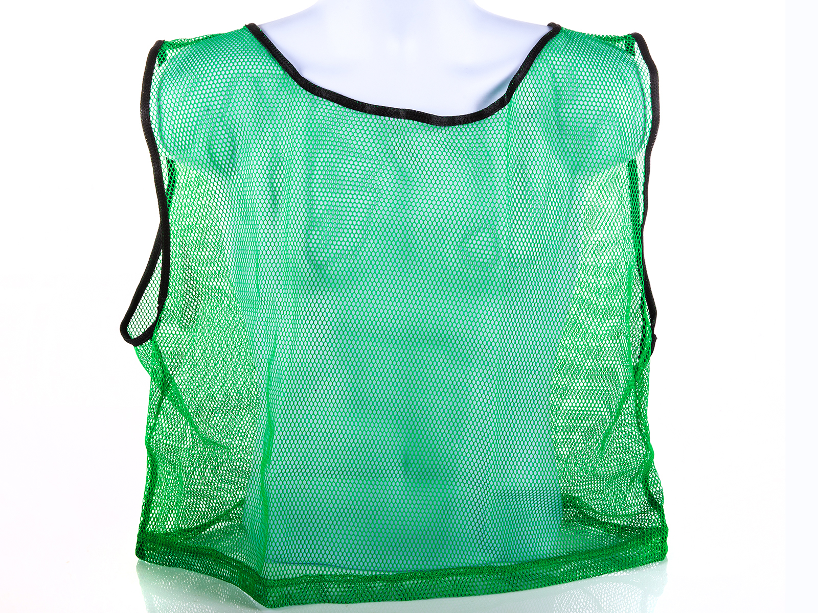 RelaxFit Champion Mesh Vest - Large, Green