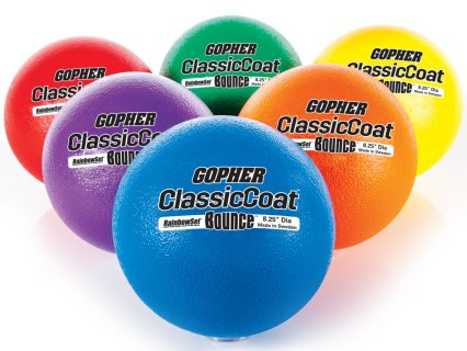 ClassicCoat™ Bounce™ Coated-Foam Balls