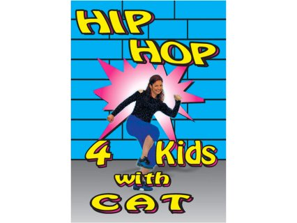 Hip Hop 4 Kids with Cat DVD
