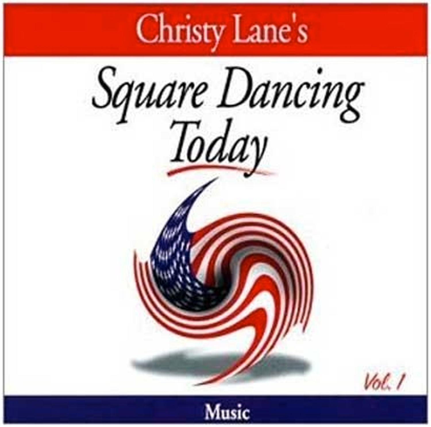 P.E. square dancing CD and DVD set