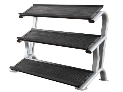 UltraFit 3-Tier Dumbbell Shelf Rack