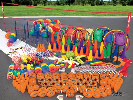 Active & Healthy Schools™ Playground Packs