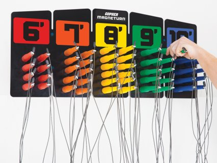 MagneTurn™ Speed Ropes