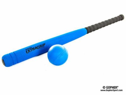 Rainbow® UltraGrip™ Foam Baseball Bats
