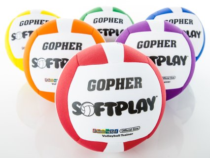 Softplay volleyball trainer pack