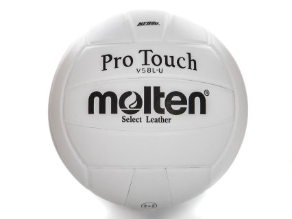 Molten® Pro Touch V58L-U Leather Volleyball