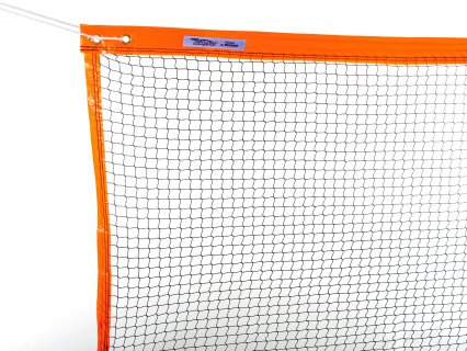 Screamin' Orange Club Badminton Net