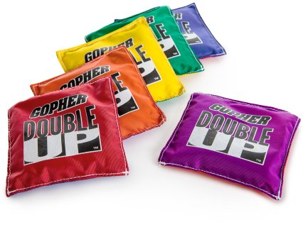 Rainbow® DoubleUp™ Beanbags