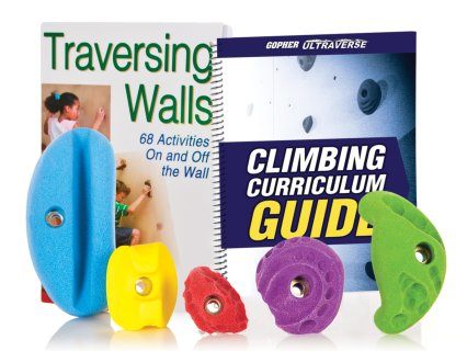 Climbing Holds and Accessories