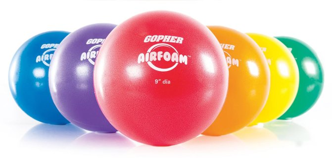 Rainbow® AirFoam™ Balls