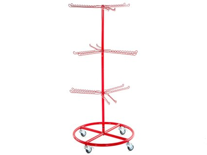 RacqueTree Badminton Cart