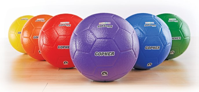 Image of SoftScore™ Coated-Foam Balls