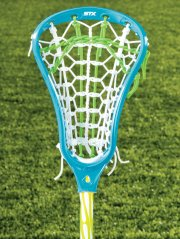 Lacrosse net on fortress 100 lacrosse stick