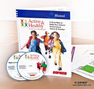 Active & Healthy Schools™ (AHS™) Complete Program Materials Set