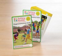 Playground activity cards