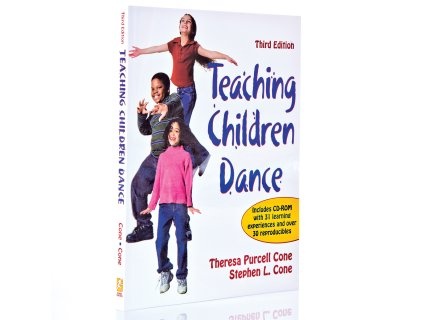 Book about teaching kids to dance