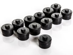 Rubber Tips - Set of 12