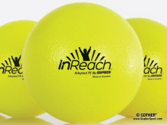 InReach™ Screamin' Yellow® Coated-Foam Ball
