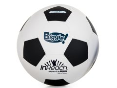Soft foam biggie soccer ball