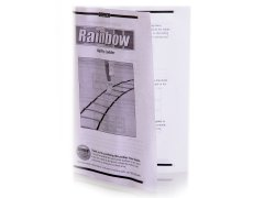 Rainbow® Stay-N-Step™ Agility Ladders