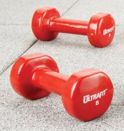 UltraFit™ Vinyl-Coated Dumbbells