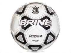 Brine  Attack - Soccer Ball, Size 5, Black